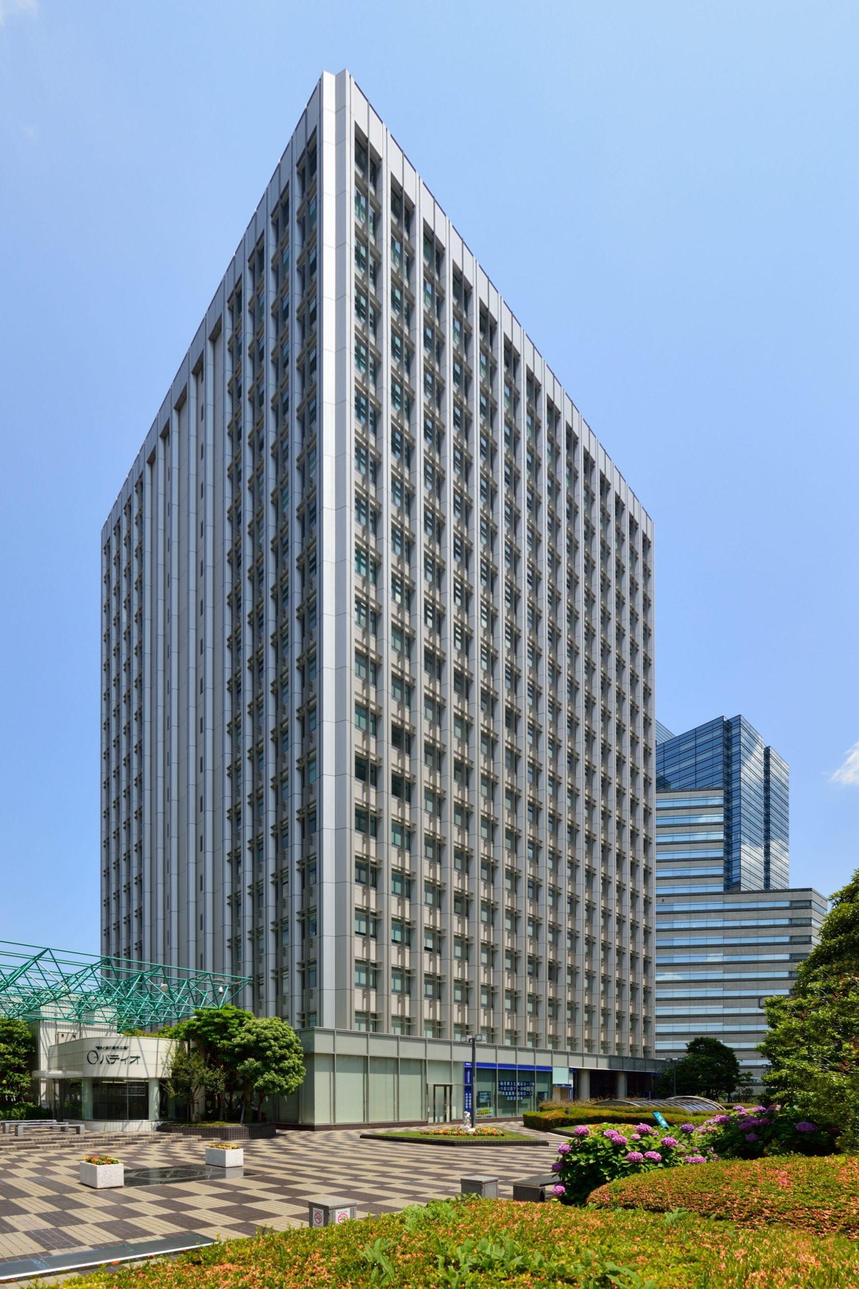 大崎ニューシティ3号館