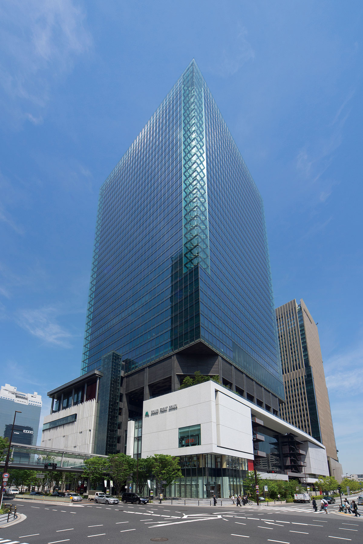 グランフロント大阪 タワーB