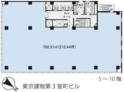 基準階(5~10階階)