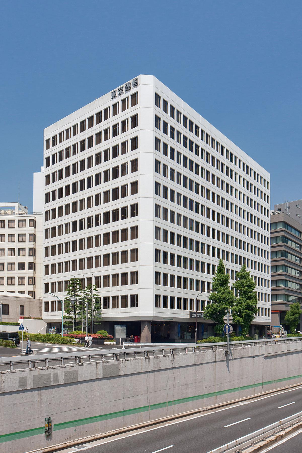 東建インターナショナルビル(本館・別館)