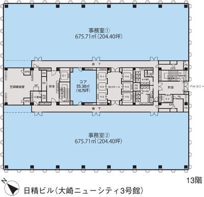 基準階(基準階 12~14階階)