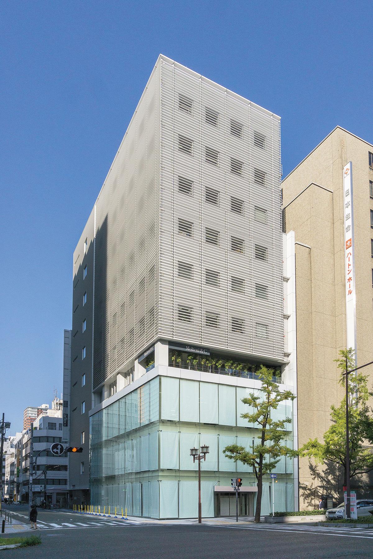 JPR心斎橋ビル(旧ベネトン心斎橋ビル)