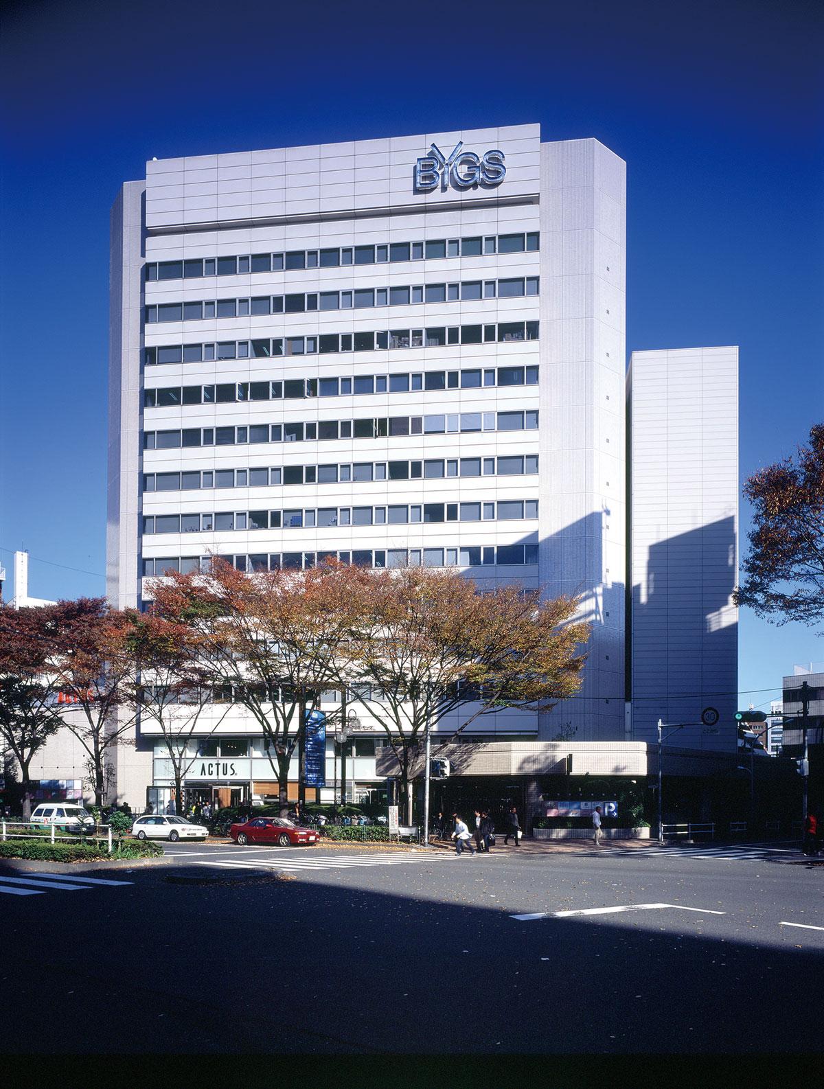 ビッグス新宿ビル