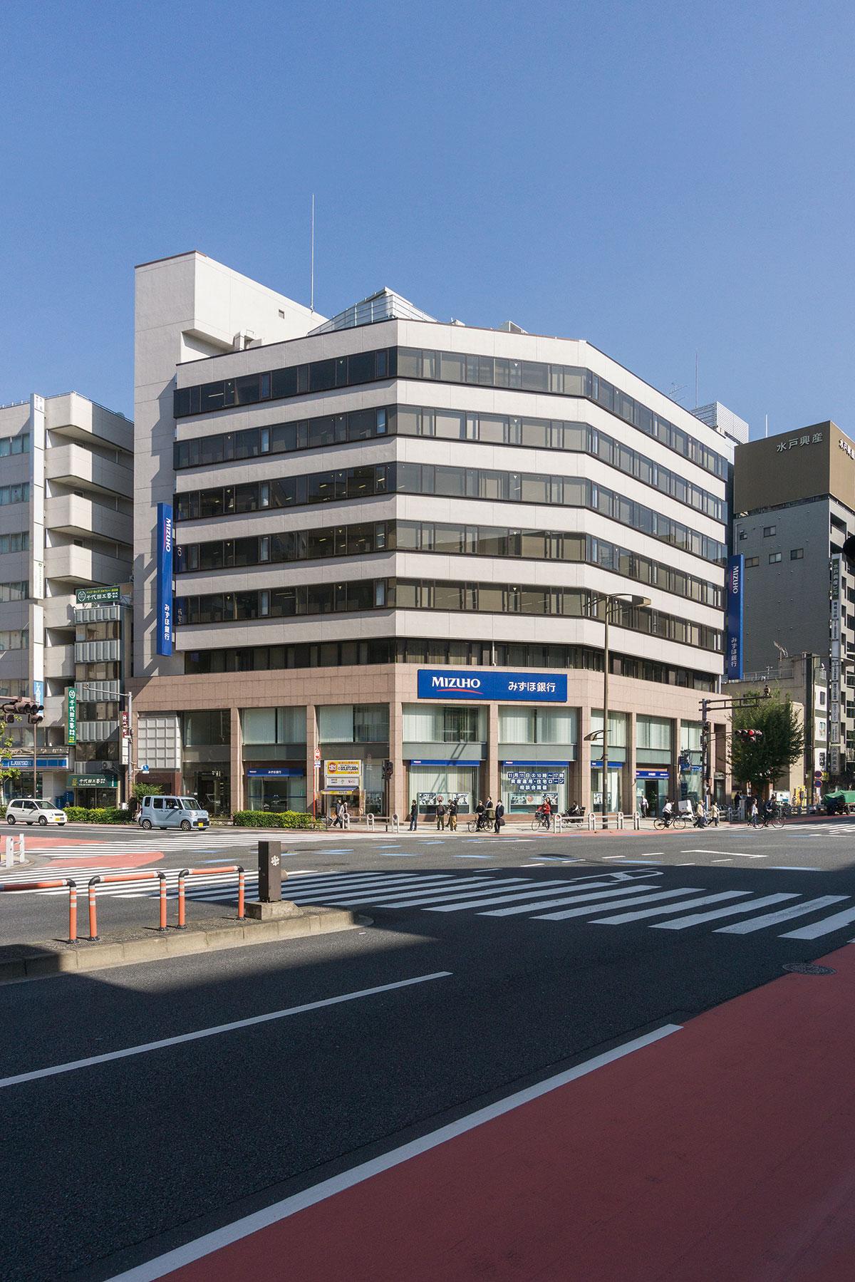 東京建物神保町ビル(旧:九段富士ビル)